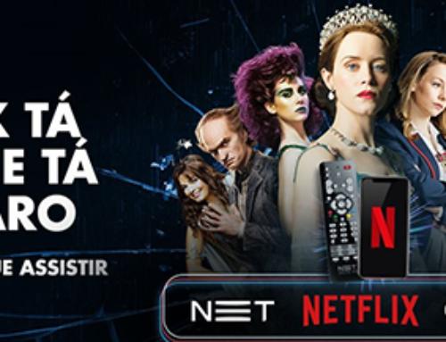 Séries e filmes da Netflix agora estarão disponíveis para clientes Claro e NET