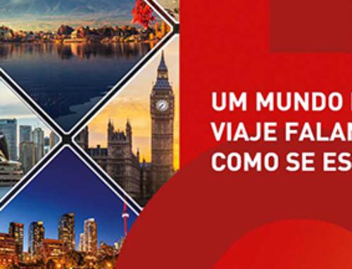 Passaporte Claro: Viaje falando e navegando como se estivesse no Brasil.